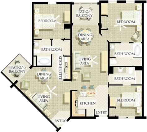 marriott grande vista 3 bedroom floor plan marriott grande vista 3 bedroom floor plan marriott grand