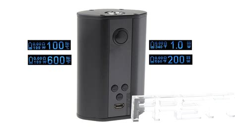 Sale Eleaf Istick Tc 200w Box Mod Vape Authentic 29 33 sale authentic eleaf istick 200w tc vw apv box mod 3 18650 1 200w 100 315 c 200