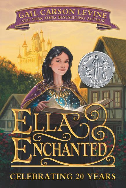ella enchanted book report ella enchanted gail carson levine e book