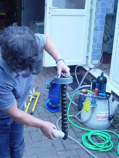 Turnkey Plumbing by Power Flushing At A Glance Power Flushing Our Services