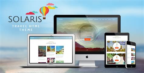 solaris tumblr theme free download solaris travel agency site template your best themes