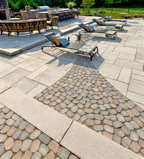Patio Pavers Techo Bloc Antika Paver Patio Philadelphia By Techo Bloc