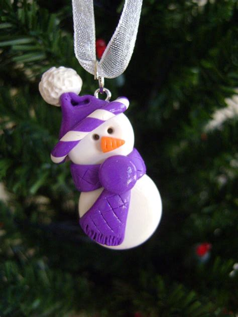 Handmade Clay Ornaments - handmade polymer clay ornament crafts for