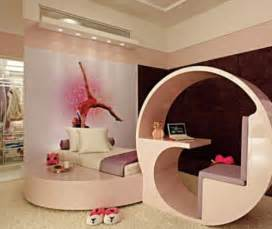 teenage girl room