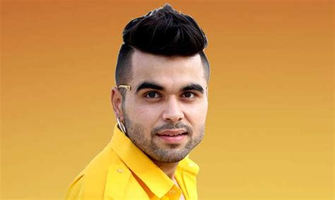 ninja singer hairstyle punjabi singer ninja hair style latest hair cut for men