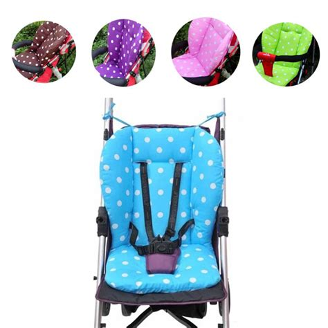 baby cushion seats comfortable cotton baby infant stroller seat pushchair