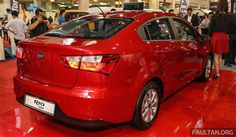 Kia In Malaysia Kia Sedan Previewed In Malaysia Est Rm73 000 Image