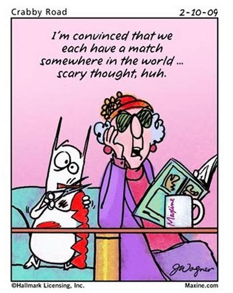 chuck s page 2 maxine on s day