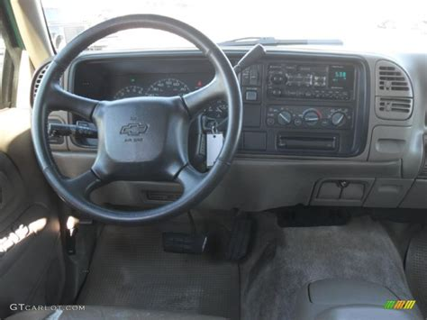 99 Chevy Tahoe Interior by 1999 Chevrolet Tahoe Lt Interior Photo 42345948