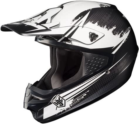 hjc helmets motocross 99 99 hjc cs mx csmx second phase helmet 198831