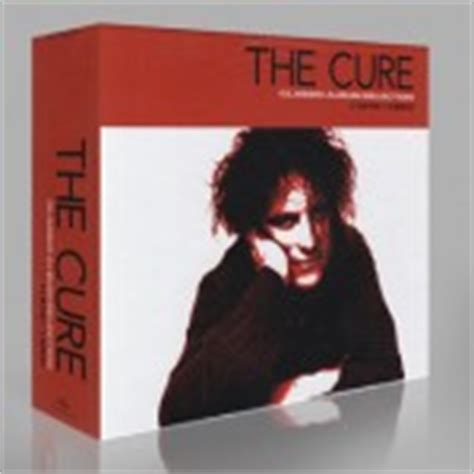 The Cure Classic Album Selection 1979 1984 Box Set Diskon slicing up eyeballs 80s alternative college rock