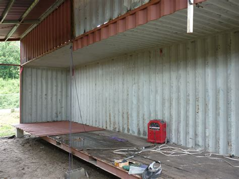 Shipping Container Home Design Tool by How To Cut Shipping Container Walls A Shipping Container House In Panama