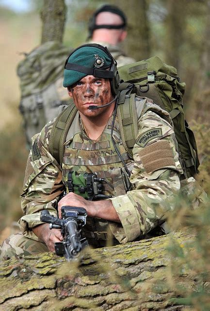 royal marine commandos during green ops exercise global