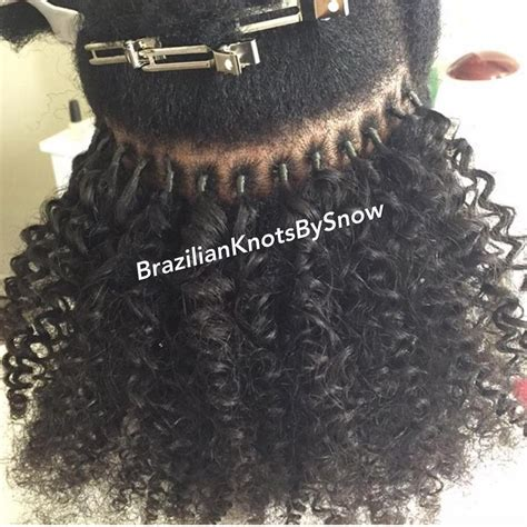 brazilian knots styles 17 best images about all the various types hair extensions