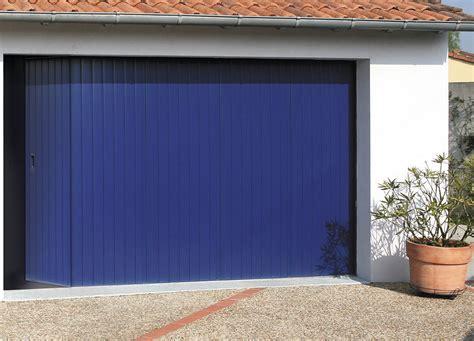 porte tout de garage porte de garage alu coulissante sib