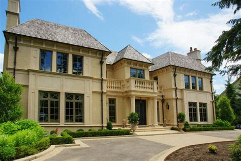 luxury homes in oakville gta luxury housing includes 8m oakville home toronto