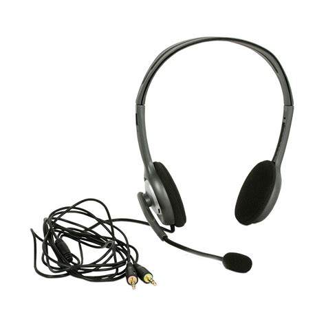 logitech stereo headset h111 price in pakistan specifications features reviews mega pk