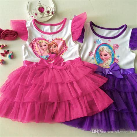 Dress Mekar Import 1 jual dress tutu frozen elsa ag collection