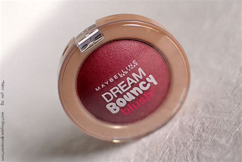 Maybelline Bouncy Mousse weekend ramblings makeup swatches tutorials reviews maybelline bouncy blush
