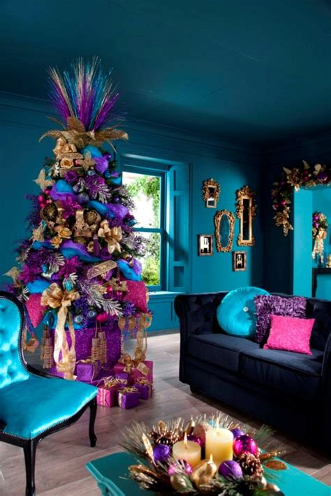 vogue mos beautiful house at christmas 125 most beautiful tree decorations ideas interior vogue