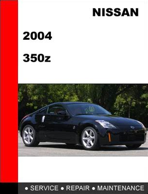 car repair manual download 2003 nissan 350z on board diagnostic system service manual free download of a 2004 nissan 350z service manual nissan 350z service manual