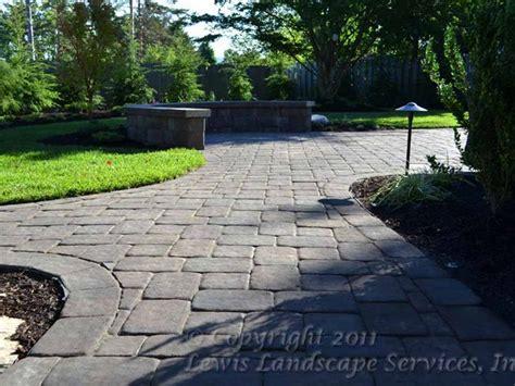 Patio Pavers Portland Oregon Lewis Landscape Services Paver Patios Portland Oregon
