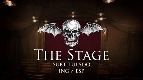 Avenged Sevenfold The Stage avenged sevenfold the stage subtitulado ing esp