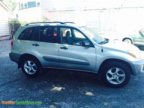 Toyota Rav4 Used Cars For Sale 2002 Toyota Rav4 Used Car For Sale In South Africa
