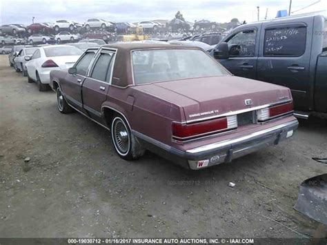 how to sell used cars 1989 mercury grand marquis electronic valve timing 1989 mercury grand marquis for sale classiccars com cc 961669