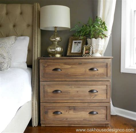 Nightstand Ideas 10 Best Ideas About Nightstands On Side