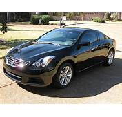 My 2010 Nissan Altima Coupe Pictures And Modifications