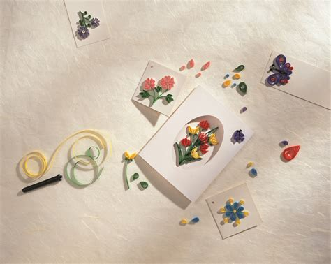 quilling crafts for quilling craft kit house of crafts