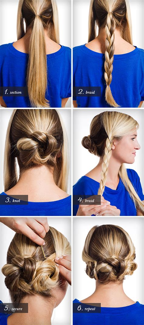 cool and easy to make hairstyles pretty simple triple braided bun camille styles