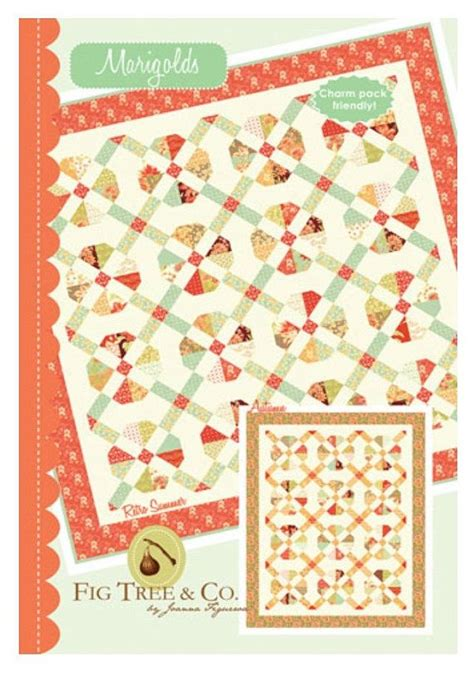 Fig Tree Quilt Patterns by Marigolds Quilt Pattern By Joanna Figueroa Of Fig Tree Quilts