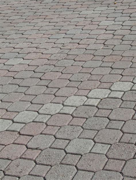 paver pattern types what are the different types of paving stones with pictures