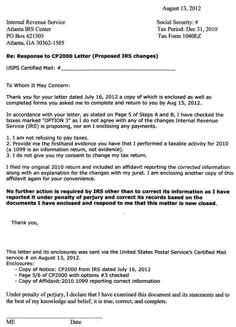 letter irs format loginnelkrivercom