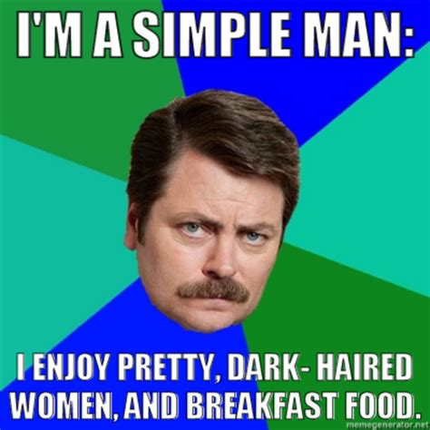 Be A Man Meme - image 408607 overly manly man know your meme