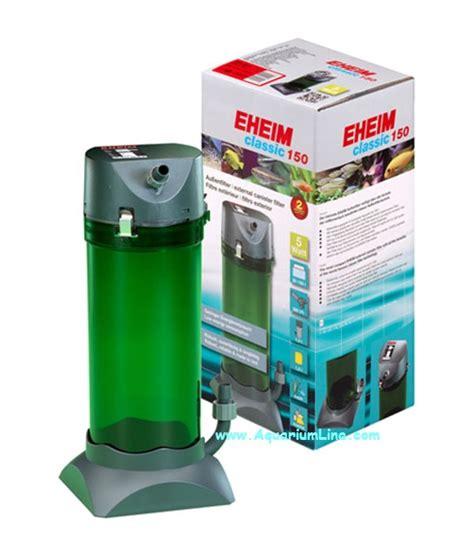 Pompa Aquarium 5 Watt eheim classic 2211 filtro esterno2211010 consumo 5