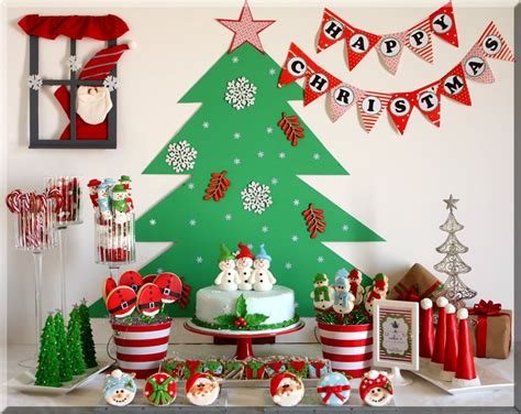 what do i need to decorate christmas sweet table now this is and what i would want to do for this