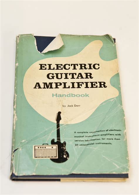 guitar lifier handbook home of metal the electric guitar amplifier handbook by