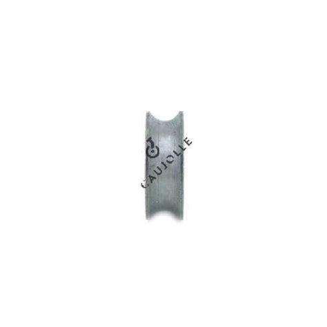 portail acier 3757 poulie acier 224 gorge pour c 226 ble de 10mm diam 232 tre 40mm axe