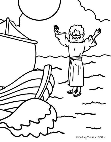 Coloring Pages Of Water by Jesus Walks On Water Coloring Page Laos Jesus Walking On