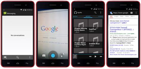 themes for android unite 2 cynogenmod 11 for micromax unite 2 a106 cm themed cynite