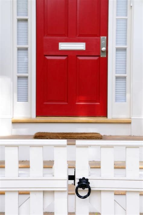 the best paint color for a glossy front door home guides sf gate