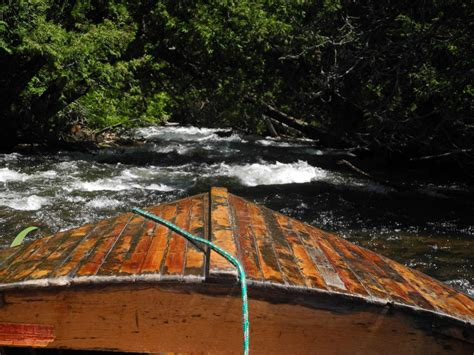 wilderness lodge boat cedar strip boats esnagami wilderness lodge