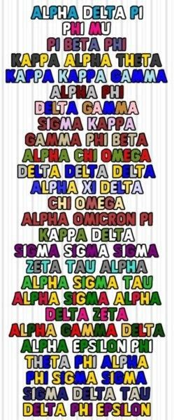 sorority colors 300 best images about panhellenic spirit on t