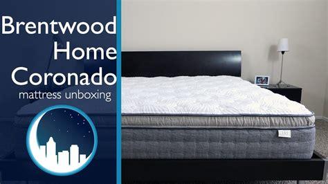 brentwood mattress amazon unique photos of mattresses on brentwood coronado mattress unboxing youtube