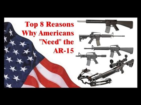 Top 8 Reasons To Tell The by The Top 8 Reasons Why Americans Quot Need Quot The Ar 15 Cnn Ireport