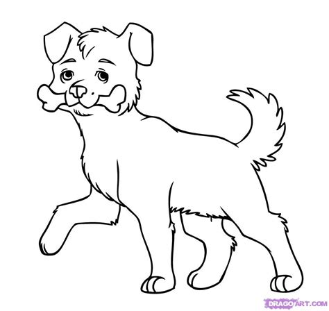 Drawing Dogs by Pictures How To Draw A Easily For
