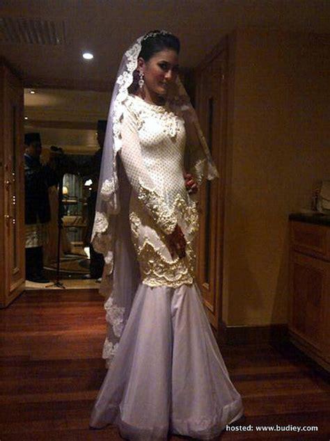 Baju Nikah Fasha Sandha baju pernikahan fasha sandha dan jejai syaisya